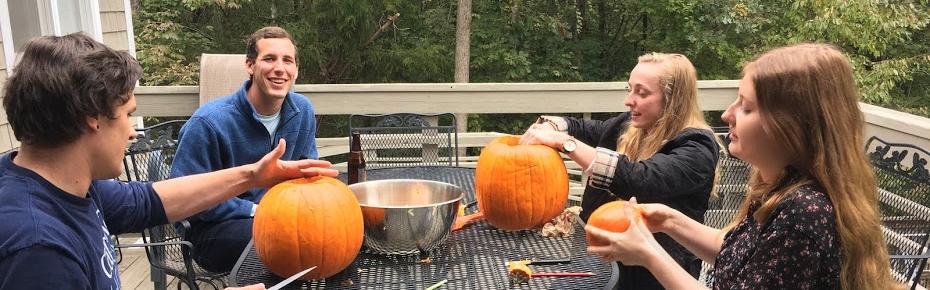pumpkin party 2018